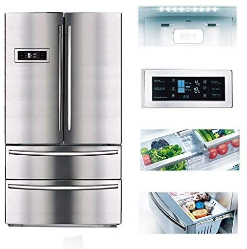 quietest fridge freezer on the market