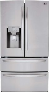 french door refrigerators with ice makers