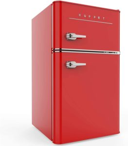 best compact refrigerator with freezer