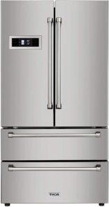 refrigerator medium size