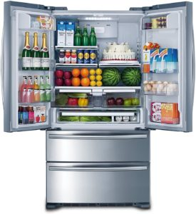 ice making refrigerators