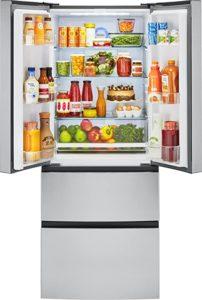 best rated bottom freezer refrigerator