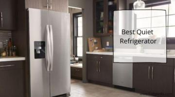 best quiet refrigerator