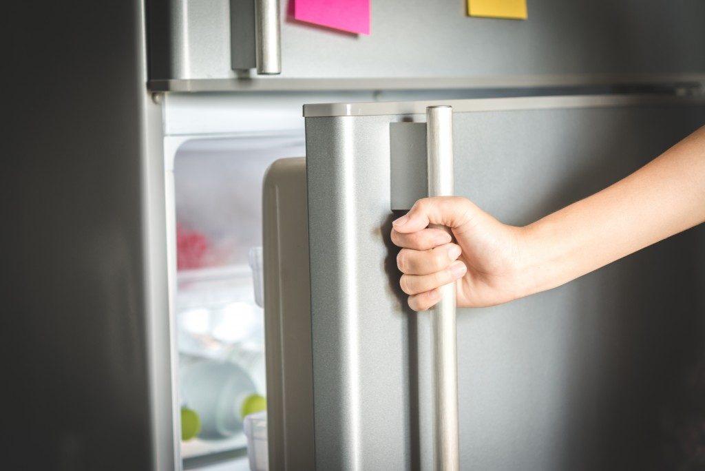 fridge making buzzing noise