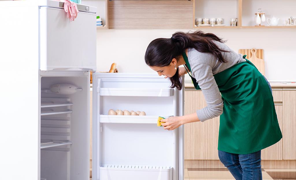 refrigerator making buzzing noise