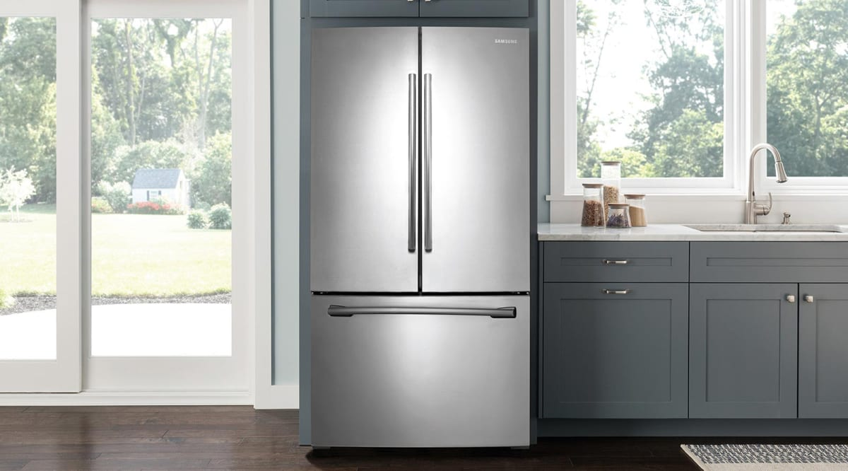 refrigerator makes loud popping noise