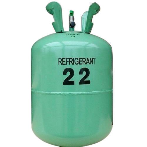 R-22 gas cylinder