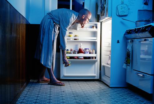 refrigerator makes a popping sound