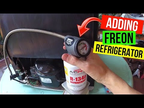 How Do You Know If Your Refrigerator is Leaking Freon