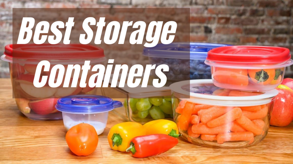 11 Best Storage Containers for Refrigerators on Amazon [Rated & Reviewed List]
