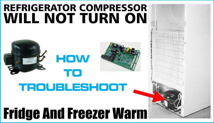 How Do You Know If Your Refrigerator's Compressor is Bad?