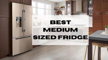 Best medium sized fridge