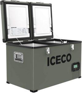 dc freezer