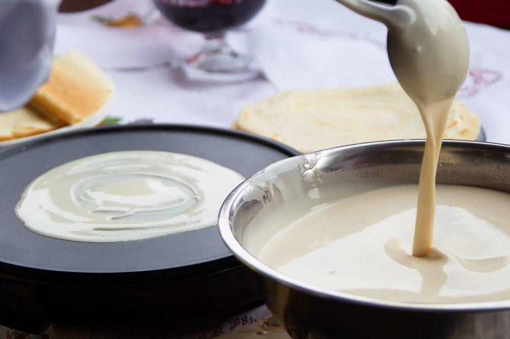 can you refrigerate pancake batter