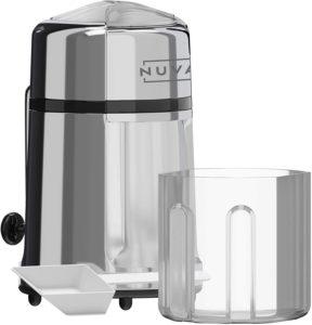 Nuvantee Manual Ice Crusher Machine