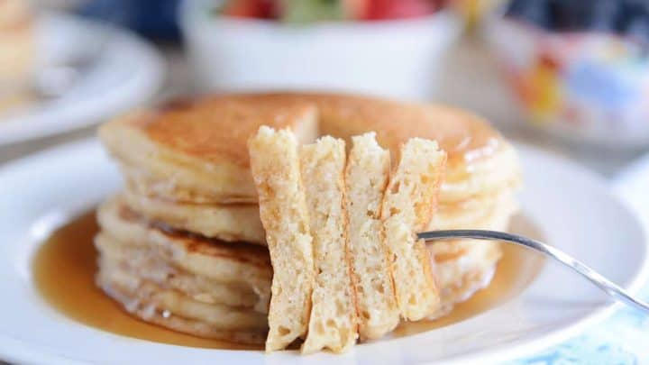 how long do pancakes last