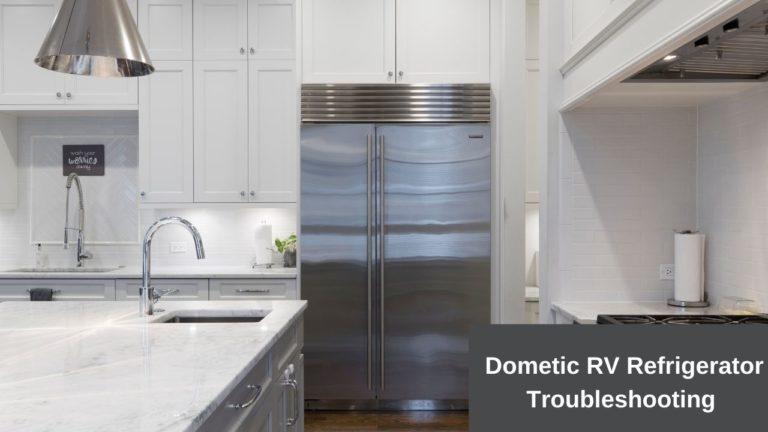 dometic rv refrigerator troubleshooting